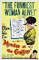 Murder at the Gallop - 43 x 62 Movie Poster - Bus Shelter Style A
