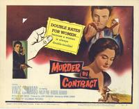 Murder by Contract - 11 x 14 Movie Poster - Style A