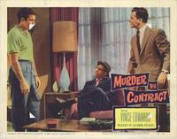 Murder by Contract - 11 x 14 Movie Poster - Style B