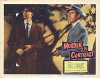 Murder by Contract - 11 x 14 Movie Poster - Style D