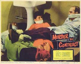 Murder by Contract - 11 x 14 Movie Poster - Style E