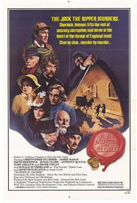 Murder by Decree - 43 x 62 Movie Poster - Bus Shelter Style A