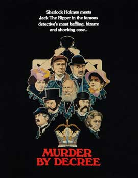 Murder by Decree - 11 x 17 Movie Poster - Style B