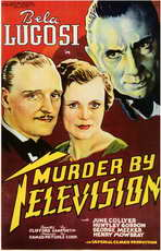 Murder by Television - 11 x 17 Movie Poster - Style A