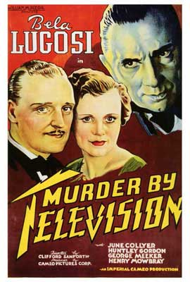 Murder by Television - 27 x 40 Movie Poster - Style A
