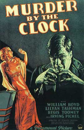 Murder by the Clock - 11 x 17 Movie Poster - Style A