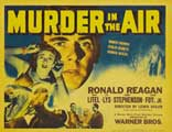 Murder in the Air - 11 x 14 Movie Poster - Style A