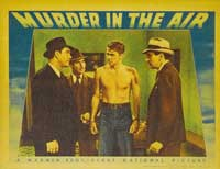 Murder in the Air - 11 x 14 Movie Poster - Style B