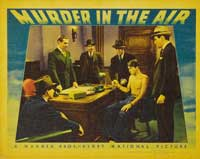 Murder in the Air - 11 x 14 Movie Poster - Style C