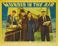 Murder in the Air - 11 x 14 Movie Poster - Style E
