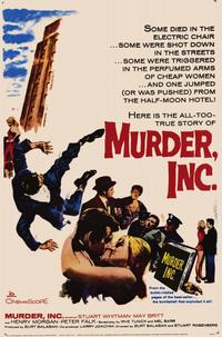 Murder, Inc. - 11 x 17 Movie Poster - Style A