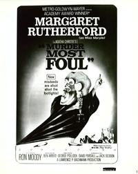 Murder Most Foul - 8 x 10 B&W Photo #5