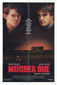 Murder One - 11 x 17 Movie Poster - Style A