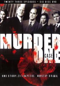 Murder One - 27 x 40 Movie Poster - Style B