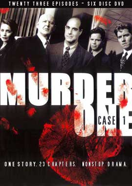 Murder One - 11 x 17 Movie Poster - Style B