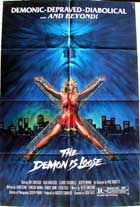 Murder-Rock: Dancing Death - 11 x 17 Movie Poster - Style A
