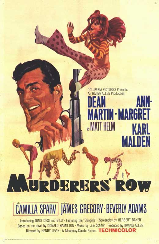 Murderers' Row movie