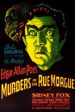 Murders in the Rue Morgue - 27 x 40 Movie Poster - Style A