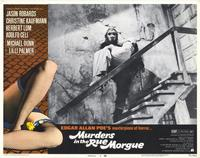Murders in the Rue Morgue - 11 x 14 Movie Poster - Style B