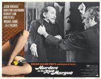 Murders in the Rue Morgue - 11 x 14 Movie Poster - Style D