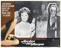 Murders in the Rue Morgue - 11 x 14 Movie Poster - Style E