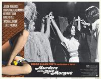 Murders in the Rue Morgue - 11 x 14 Movie Poster - Style H