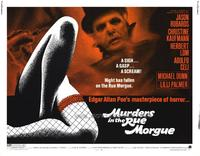Murders in the Rue Morgue - 11 x 14 Movie Poster - Style A