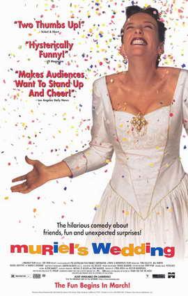 Muriel's Wedding - 11 x 17 Movie Poster - Style B