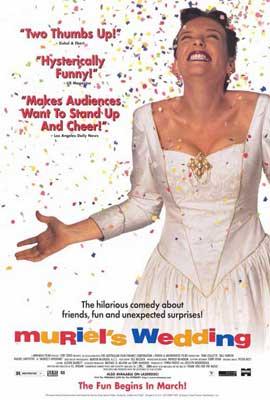 Muriel's Wedding - 27 x 40 Movie Poster - Style B