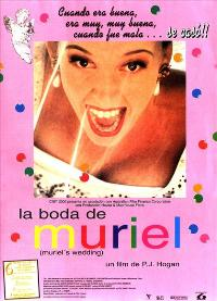 Muriel's Wedding - 11 x 17 Movie Poster - Spanish Style A