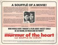 Murmur of the Heart - 11 x 14 Movie Poster - Style A