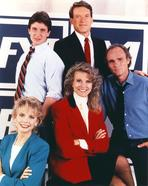 Murphy Brown (TV) - Murphy Brown Group Picture Portrait