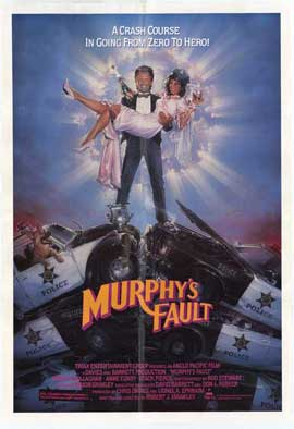 Murphy's Fault - 11 x 17 Movie Poster - Style A