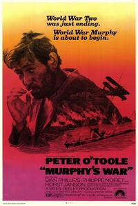Murphy's War - 11 x 17 Movie Poster - Style A