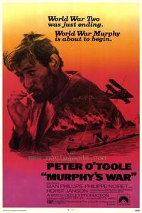 Murphy's War - 27 x 40 Movie Poster - Style A