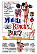 Muscle Beach Party - 27 x 40 Movie Poster - Style A