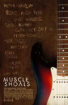Muscle Shoals - 11 x 17 Movie Poster - Style A