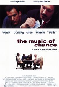 The Music of Chance - 27 x 40 Movie Poster - Style A