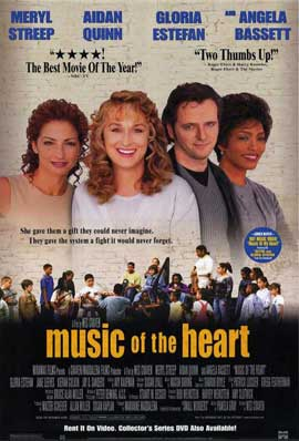 Music of the Heart - 11 x 17 Movie Poster - Style A