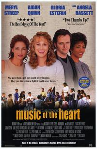 Music of the Heart - 27 x 40 Movie Poster - Style A