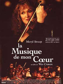 Music of the Heart - 27 x 40 Movie Poster - French Style A