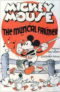Musical Farmer - 43 x 62 Movie Poster - Bus Shelter Style A
