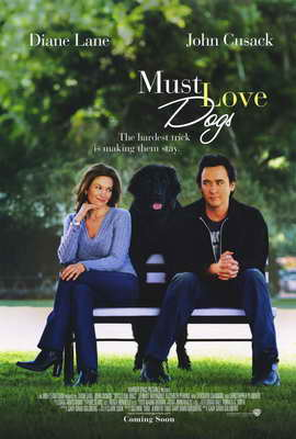 Must Love Dogs - 11 x 17 Movie Poster - Style A