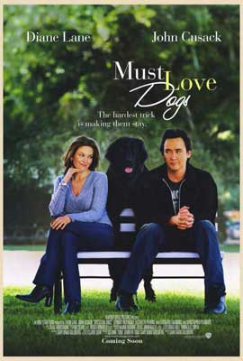 Must Love Dogs - 27 x 40 Movie Poster - Style A