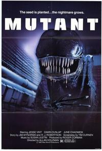 Mutant - 11 x 17 Movie Poster - Style B