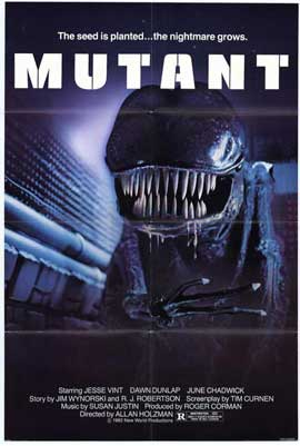 Mutant - 27 x 40 Movie Poster - Style B