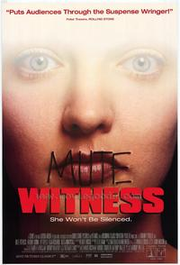 Mute Witness - 11 x 17 Movie Poster - Style A