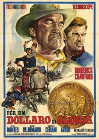 Mutiny at Fort Sharp - 27 x 40 Movie Poster - Italian Style A