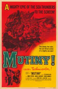 Mutiny - 43 x 62 Movie Poster - Bus Shelter Style A