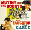 Mutiny on the Bounty - 30 x 30 Movie Poster - Style B